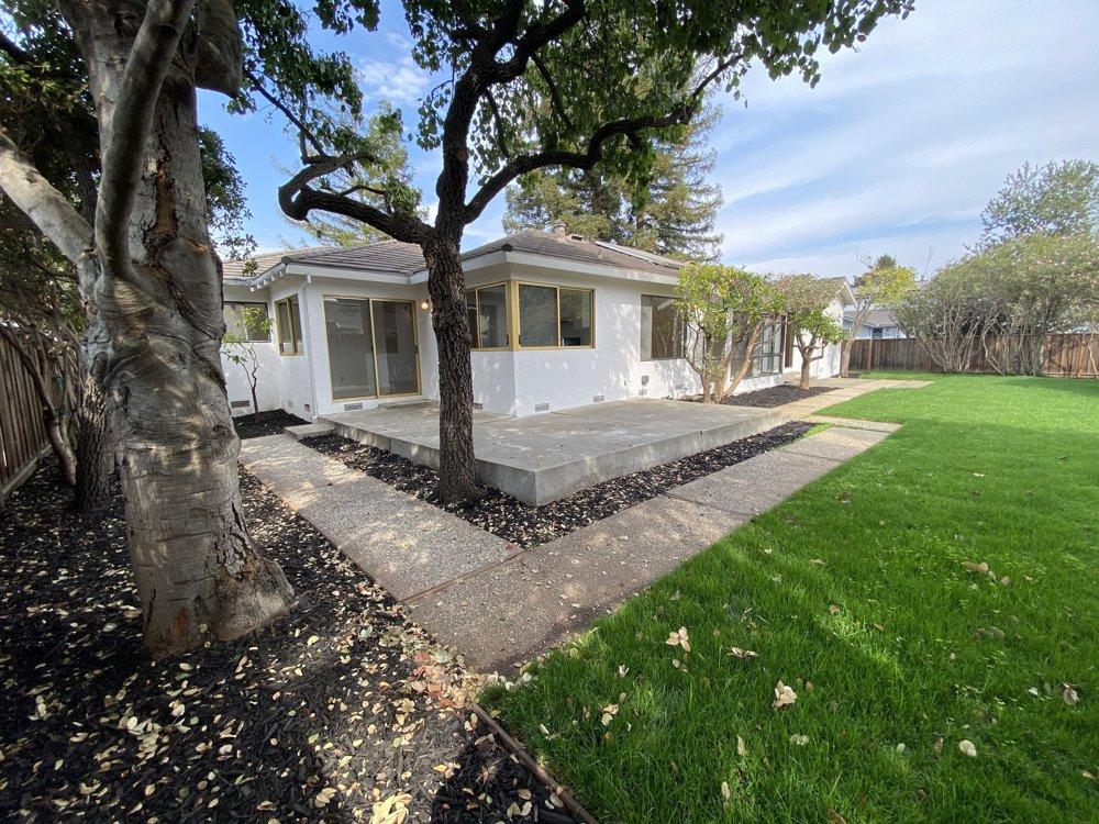 Backyard Transformation in Sunnyvale, CA - Eddie Design & Remodeling