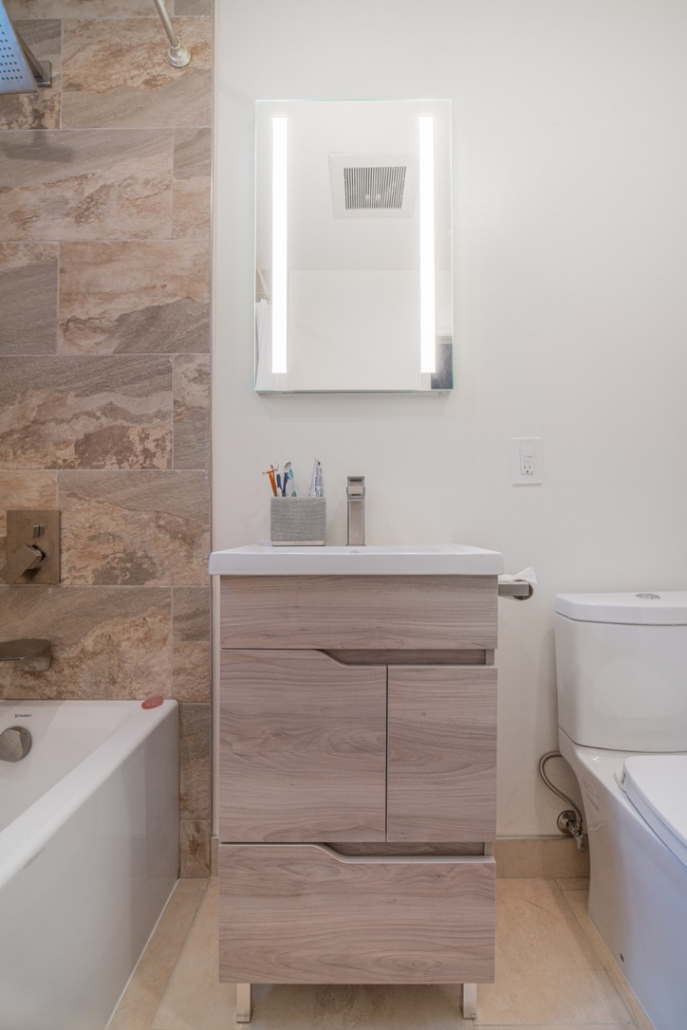 Bath Renovation in San Francisco, CA