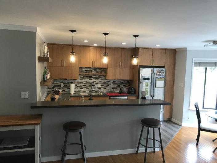 Mid-Century Modern Kitchen Remodel In San Francisco, CA