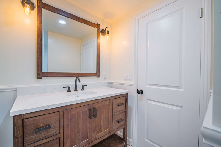 Modern Bathroom - Sunnyvale, CA