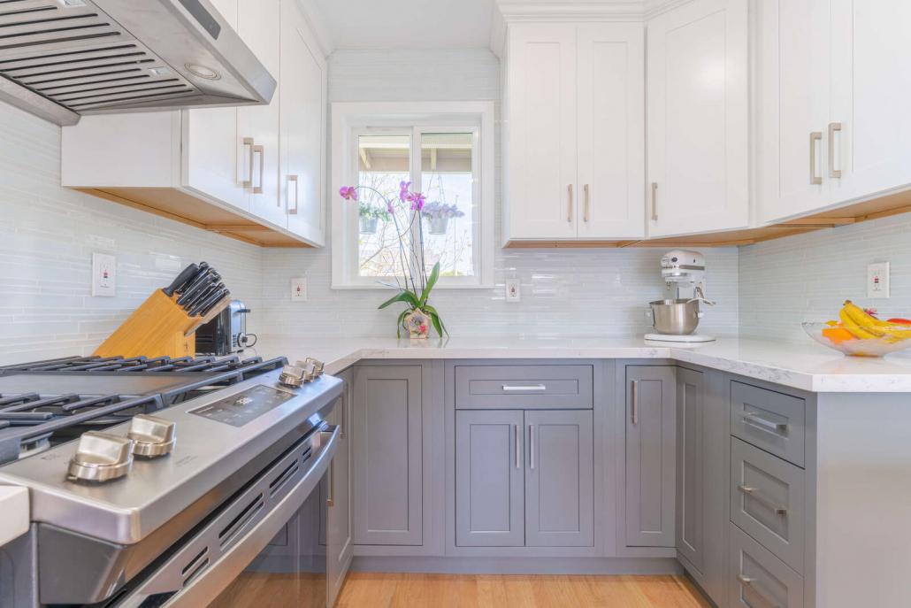 Contemporary Kitchen - Sunnyvale, CA